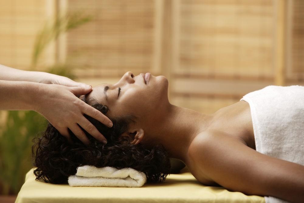 Le massage Anti-Stress